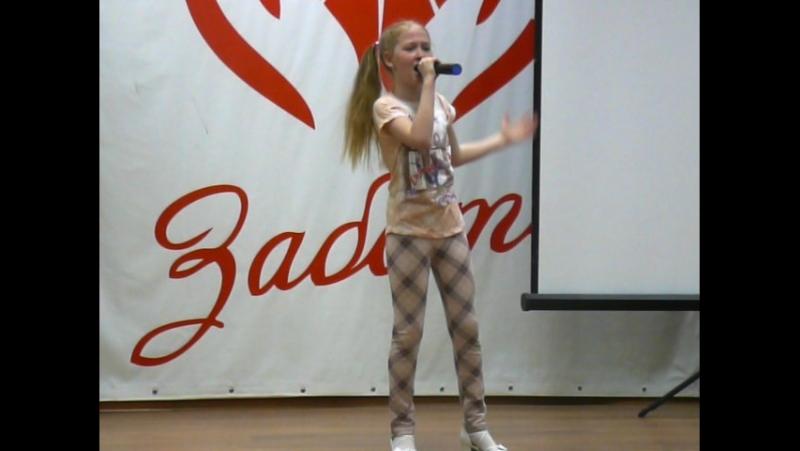 Харламычева Женя Я танцую