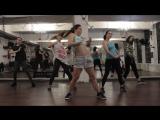 Reggaeton by Evgeniya Strilcova, Derzhi Ritm dance school