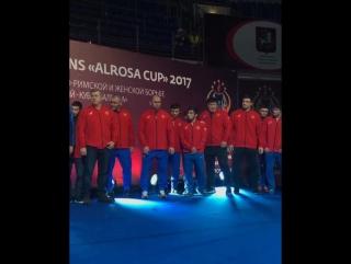 в Москве завершился Международный турнир по вольной, греко-римской и женской борьбе - Открытый кубок европейских наций