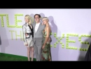 Emma Stone, Steve Carell, Billie Jean King and Sarah Silverman at the Battle Of The Sexes Premiere a