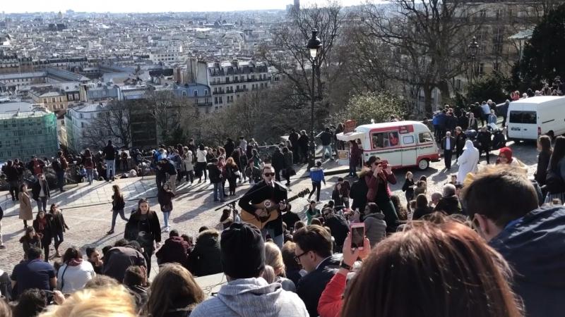 Linkin Park - Messenger (cover Eduard Mamaev, Montmartre)