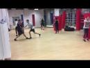 Тренировка по боксу в «Магис Спорт». Тренер Артем Меннер.