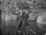 Fred Astaire dances