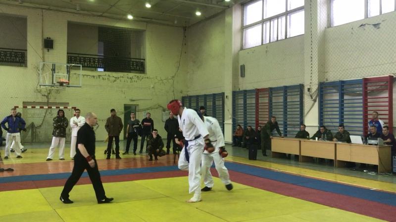 Чемпионат УрО ( Хубаев полуфинал )