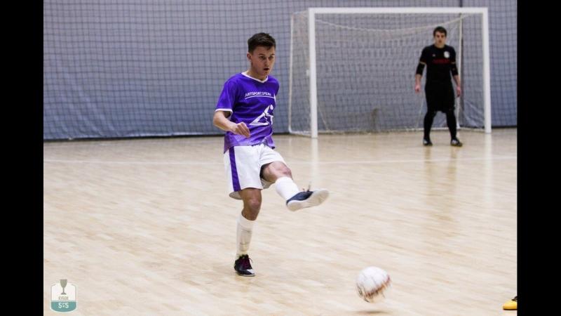 Никита Салтыков. Мини-футбол