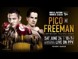 Aaron Pico vs. Zach Freeman