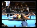 AJPW - Toshiaki Kawada, Akira Taue vs Jun Akiyama, Kenta Kobashi 10.11.1998