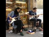 Иранцы исполняют Radiohead на улицах Тегерана