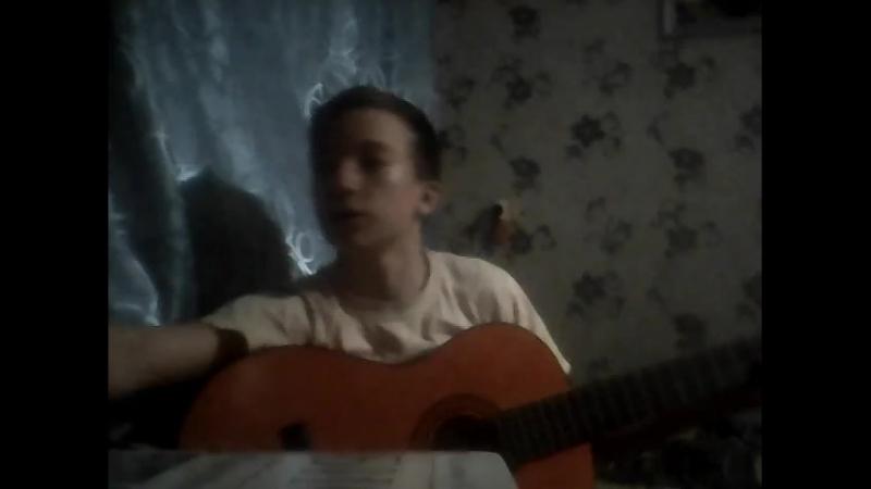 выпускной гитара