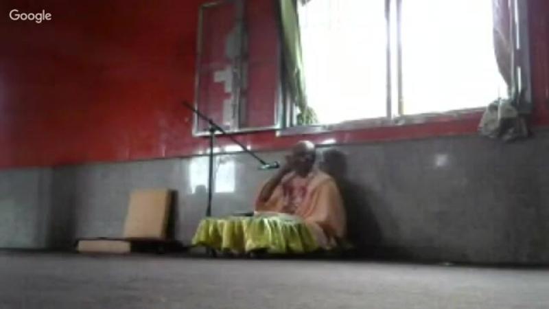 ШБ 10.41-42_ Кришна и Баларама входят в Матхуру. 16.07.17, утро.