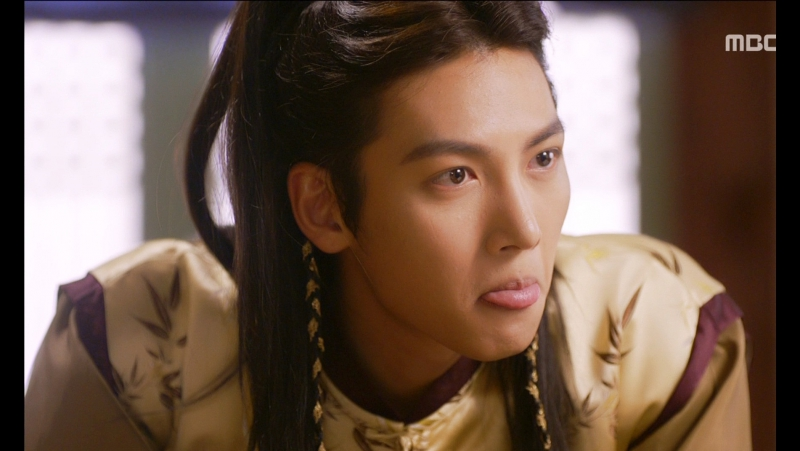 Прикольный клип по дораме Императрица Ки / Empress Ki / Ki Hwangho