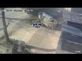 Видео момента ДТП на Нансена, 359 - 11.01.18 - Это Ростов-на-Дону!