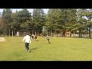 И вот так мы играем в футбол 😹 девочки против мальчиков 😹❤️💪💫