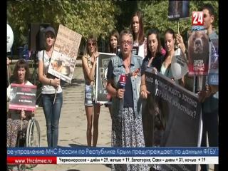 Крым 24 Симферополь. Всероссийская акция о принятии закона