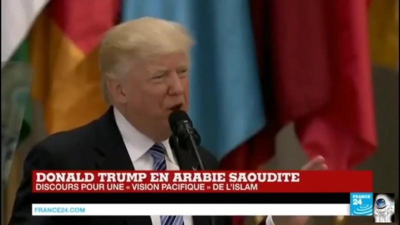Chaîne YT - AKH TV - 44.3e GUERRE MONDIALE - D. TRUMP EN ARABIE SAOUDITE