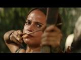 K.Flay: Run For Your Life (саундтрек к фильму «Tomb Raider: Лара Крофт»)