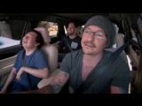 Linkin Park в машине