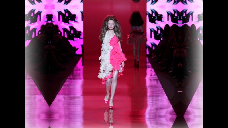 Barbie Anniversary Fashion Show - New York Fashion Week 2009. Part II