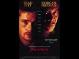 Se7en (1995) Official Trailer - Brad Pitt, Morgan Freeman