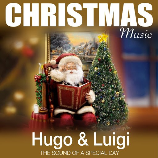 Hugo альбом Christmas Music (The Sound of a Special Day)