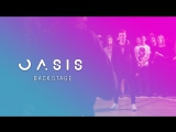 OASIS Backstage танцевальная лихорадка