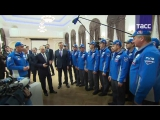 Путин поздравил КамАЗ-мастер с победой в Дакаре