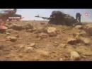 Снайпер ИГИЛ ведет огонь и уничтожается выстрелом из РПГ кадры от первого лица