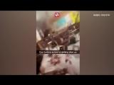 Расстрел учеников школы США [NR]