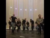 Хор им. М.Е.Пятницкого.Репетиция с Великим юбиляром. Юбилейные частушки!!!!
