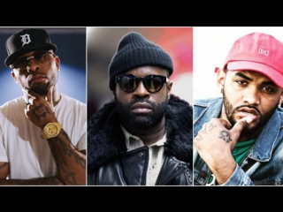 Royce da 5 9, Joyner Lucas and Black Thought - Wrote My Way Out (feat. Aloe Blacc) [Remix]