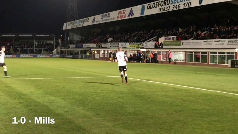 @HerefordGoals Clips Video Hereford FC 1-0 Frome Town