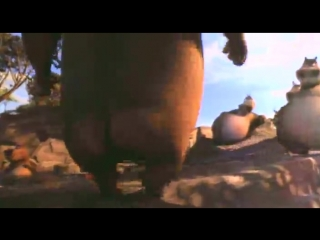 Песенка Бегемота из Мадагаскара 2