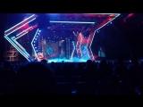Я на концерте радио шансон в олимпийском. 18.11.17