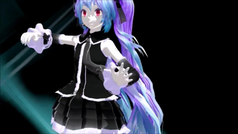 {MMD MIKU} Ura-Omote Lovers {Two Faced Lovers}