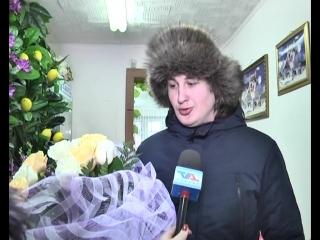 С Днем Влюбленных, Лисаковск! Мой сюжет в 2017-м)))