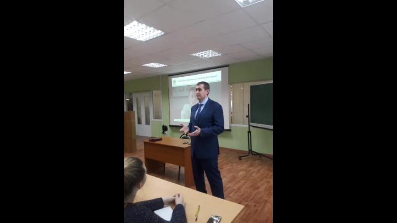 Rector Ryazan State Medical University Prof Roman Kqlinin