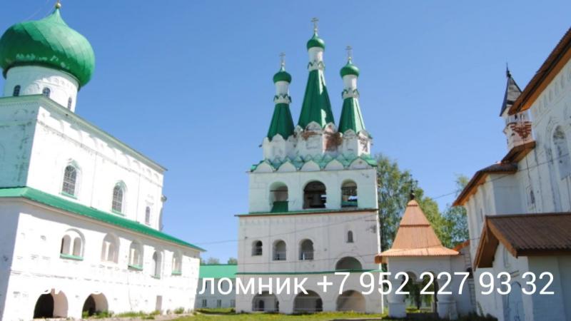 Важеозерский и Александро Свирский монастыри поездки по пятницам из Петербурга