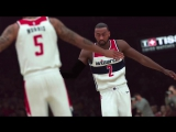 Первый взгляд на NBA 2K18!
