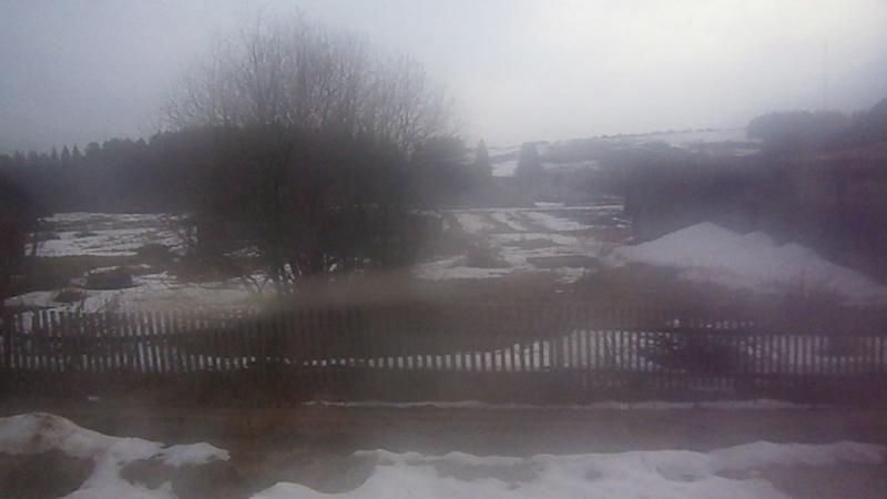 дорога с Афонино через Урманово. 2016г апрель