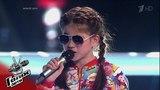 Олеся Машейко. «Грею счастье». Песня навылет. Голос.Дети-5. Фрагмент выпуска от23.03.2018