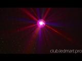 Лазерный проектор, Цветомузыка для дискотек, Стробоскоп