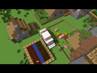 HOT Villager Love Story → Villager Baby Operation (Minecraft Animation)
