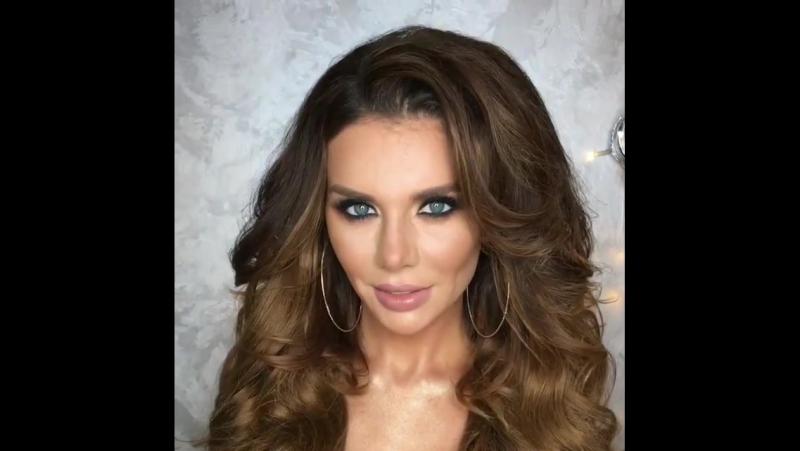 Анна Седокова без макияжа Anna Sedokova without make-up
