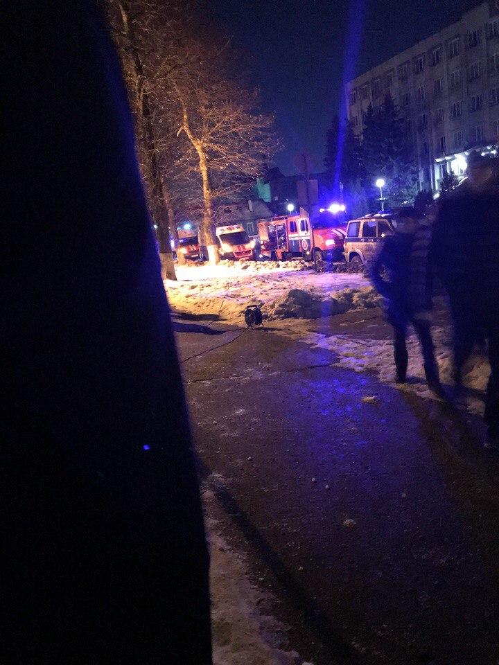 В Пинске на Набережной произошло ЧП - утонул человек