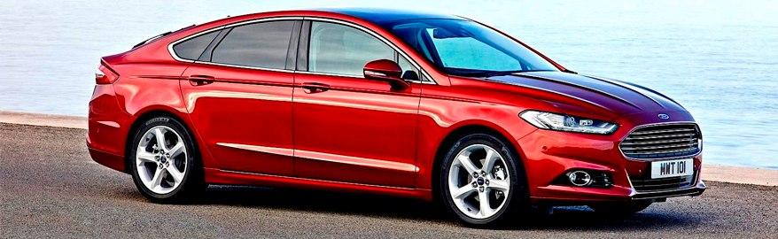 Ford объявил об отзыве седанов Mondeo в России