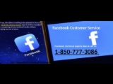 Are You Trying To Regain Password? Get Facebook Customer Service 1-850-777-3086