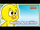 Pollito Amarillito - Gallina Pintadita 1 - Oficial - Canciones infantiles para n fox kids, jetix