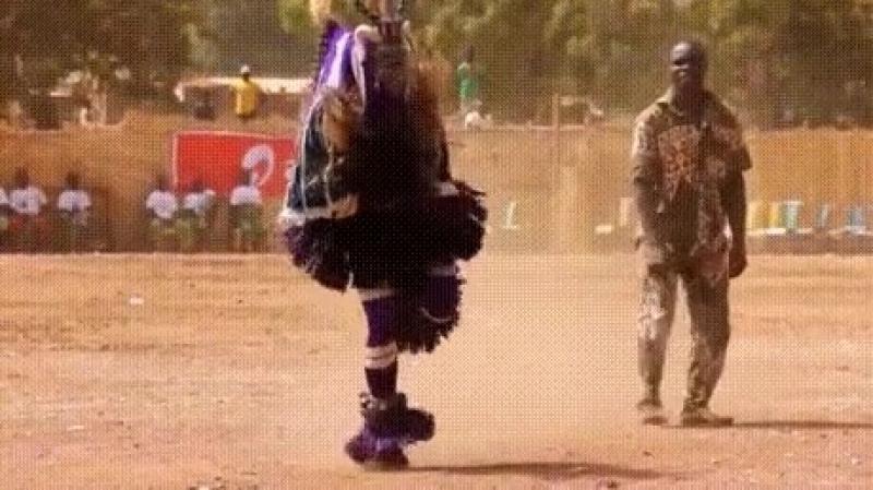 ловкость ног)