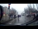 ДТП в Запорожье на ул. Победы.
