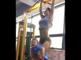 Тренировки с ребенком ))))))))))